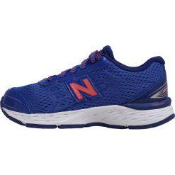 New Balance KJ680PDY Obuwie do biegania Stabilność blue. Szare buty do biegania damskie marki New Balance, na lato, z materiału. Za 319,00 zł.