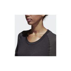 T-shirty z krótkim rękawem adidas  Koszulka Ultra Primeknit Light. Czarne t-shirty damskie marki Adidas, l. Za 249,00 zł.