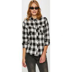 Haily's - Koszula. Szare koszule damskie Haily's, l, z bawełny, casualowe, z długim rękawem. Za 69,90 zł.