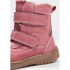 Bisgaard Śniegowce rose. Czerwone buty zimowe chłopięce Bisgaard, z materiału. W wyprzedaży za 359,20 zł.
