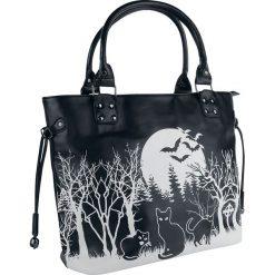 Torebki klasyczne damskie: Banned Woodland Torebka – Handbag czarny/biały