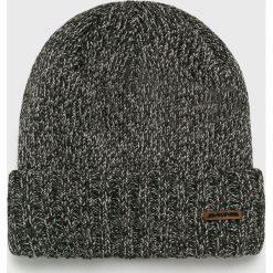 Dakine - Czapka. Szare czapki zimowe męskie Dakine, na zimę, z dzianiny. Za 89,90 zł.