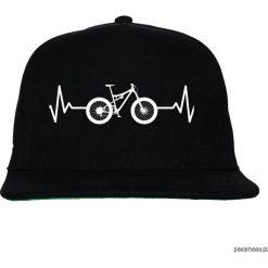 Czapki damskie: Czapka FullCap EKG FULL black