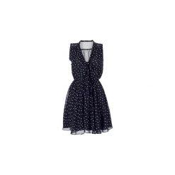 Sukienki krótkie Molly Bracken  TONEI. Sukienki małe czarne marki Molly Bracken, xl, z krótkim rękawem. Za 207,20 zł.