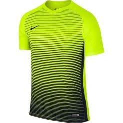 Nike Koszulka męska SS Precision IV JSY  limonkowa r. XL (832975 702). Żółte koszulki sportowe męskie marki ATORKA, xs, z elastanu. Za 119,00 zł.