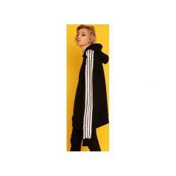 Bluzy rozpinane damskie: Stripe Hoodie Bluza