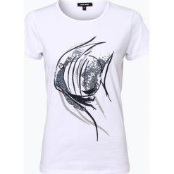 More & More - T-shirt damski, czarny. Czarne t-shirty damskie More & More, z nadrukiem. Za 139,95 zł.