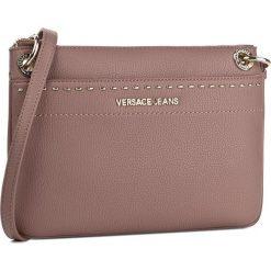 Torebka VERSACE JEANS - E1VQBBB4 75447 427. Czerwone listonoszki damskie Versace Jeans, z jeansu. W wyprzedaży za 369,00 zł.