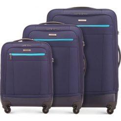 Walizki: 56-3S-51S-90 Zestaw walizek
