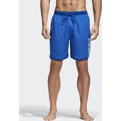 Kąpielówki męskie: Adidas Szorty Męskie Lin Split niebieski r. S (CV5200)