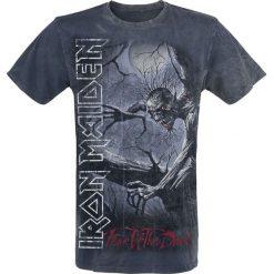 Iron Maiden Fear Of The Dark Vintage T-Shirt niebieski (Marine). Niebieskie t-shirty męskie Iron Maiden, m. Za 114,90 zł.
