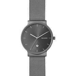Zegarek SKAGEN - Ancher SKW6432 Grey/Gray. Szare zegarki męskie Skagen. Za 799,00 zł.
