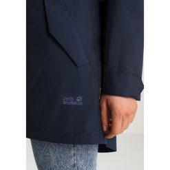 Jack Wolfskin MONTEREY WOMEN Parka midnight blue. Niebieskie kurtki sportowe damskie marki Jack Wolfskin, xs, z materiału. W wyprzedaży za 911,20 zł.