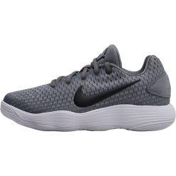 Nike Performance HYPERDUNK LOW 2017 GS Obuwie do koszykówki cool grey/black/wolf grey/white. Szare buty sportowe męskie marki Nike Performance, z materiału. W wyprzedaży za 293,30 zł.