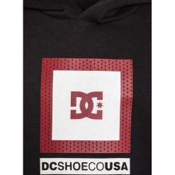 DC Shoes ATTITUDE Bluza z kapturem black. Czarne bluzy chłopięce rozpinane marki DC Shoes, z bawełny. W wyprzedaży za 167,20 zł.