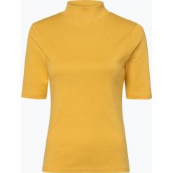 Brookshire - Koszulka damska, żółty. Niebieskie t-shirty damskie marki ARTENGO, z elastanu, ze stójką. Za 59,95 zł.