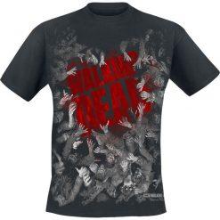 The Walking Dead Zombies T-Shirt czarny. Czarne t-shirty męskie z nadrukiem The Walking Dead, s. Za 54,90 zł.