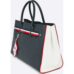 Shopper bag damskie: Tommy Hilfiger – Torebka Gigi Hadid
