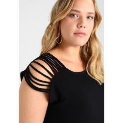 T-shirty damskie: Anna Field Curvy Tshirt z nadrukiem black