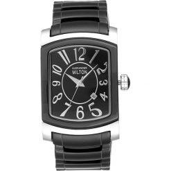 """Zegarki męskie: Zegarek kwarcowy """"Paxos"""" w kolorze czarno-srebrnym"""