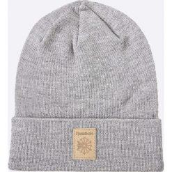Reebok Classic - Czapka. Szare czapki zimowe męskie Reebok Classic, z bawełny. W wyprzedaży za 99,90 zł.