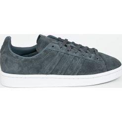 Adidas Originals - Buty Campus Stitch. Szare buty sportowe damskie marki adidas Originals, z gumy. W wyprzedaży za 399,90 zł.