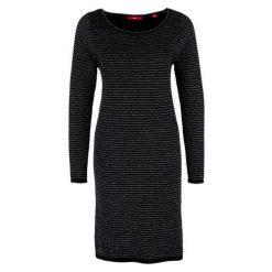 Sukienki balowe: S.Oliver Sukienka 34 Czarna
