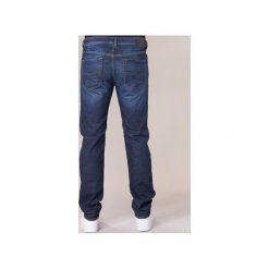 Jeansy straight leg Diesel  BUSTER. Niebieskie jeansy męskie marki Diesel. Za 487,20 zł.