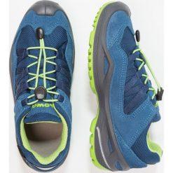Buty trekkingowe chłopięce: Lowa ROBIN GTX Półbuty trekkingowe blau/limone