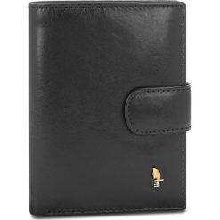 Duży Portfel Męski PUCCINI - MU1905 Black 1. Czarne portfele męskie marki Puccini, ze skóry. W wyprzedaży za 129,00 zł.