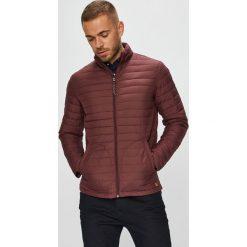 Premium by Jack&Jones - Kurtka. Brązowe kurtki męskie pikowane marki LIGNE VERNEY CARRON, m, z bawełny. Za 299,90 zł.