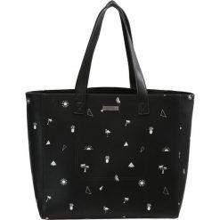 Superdry ELAINA MICRO PRINT TOTE Torba na zakupy black/pewter. Czarne torebki klasyczne damskie Superdry. Za 249,00 zł.
