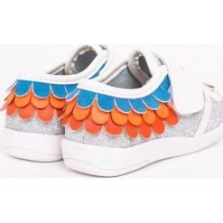 Emu Australia - Tenisówki dziecięce Parrot Sneaker. Szare buty sportowe chłopięce EMU Australia, z materiału. W wyprzedaży za 119,90 zł.