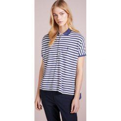 Odzież damska: Polo Ralph Lauren DRAPEY MESH Koszulka polo deckwash white
