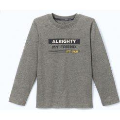 Odzież chłopięca: T-shirt z napisem 3-12 lat