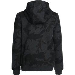 Nike Performance Bluza rozpinana black heather. Czarne bluzy chłopięce rozpinane Nike Performance, z bawełny. W wyprzedaży za 179,25 zł.