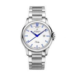 Zegarki męskie: Atlantic 69555.41.21BP - Zobacz także Książki, muzyka, multimedia, zabawki, zegarki i wiele więcej