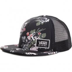 Czapka z daszkiem VANS - Beach Bound Tru VN0A31SIEA1 Chambray Floral. Czarne czapki z daszkiem damskie Vans, z materiału. Za 99,00 zł.