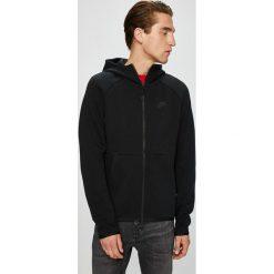 Nike Sportswear - Bluza. Różowe bluzy męskie rozpinane marki Nike Sportswear, l, z nylonu, z okrągłym kołnierzem. Za 399,90 zł.