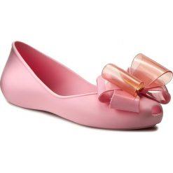 Baleriny ZAXY - Link Ballerina Fem 82038 Pink 90105 W285032. Czerwone baleriny damskie Zaxy, z tworzywa sztucznego. W wyprzedaży za 139,00 zł.