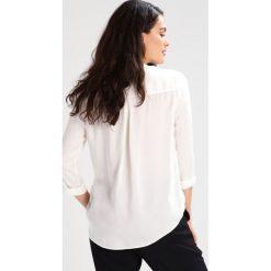 BOSS CASUAL ENDAI Bluzka open white. Białe bluzki damskie BOSS Casual, z jedwabiu, casualowe. Za 599,00 zł.