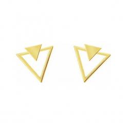 Pozłacane kolczyki. Żółte kolczyki damskie Alicja&Maria Premium, pozłacane. W wyprzedaży za 139,95 zł.
