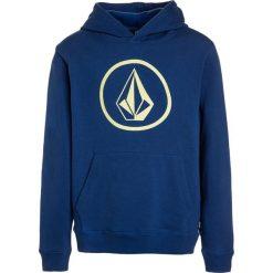 Volcom STONE Bluza z kapturem camper blue. Niebieskie bluzy chłopięce Volcom, z bawełny, z kapturem. Za 199,00 zł.