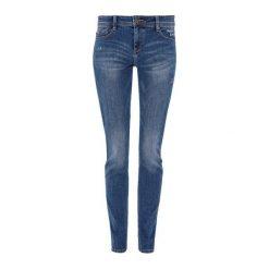 S.Oliver Jeansy Damskie 40/30 Niebieski. Niebieskie jeansy damskie marki S.Oliver. W wyprzedaży za 150,00 zł.
