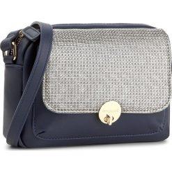 Torebka MONNARI - BAG2860-013 Navy Blue. Niebieskie listonoszki damskie marki Monnari, ze skóry ekologicznej. W wyprzedaży za 119,00 zł.