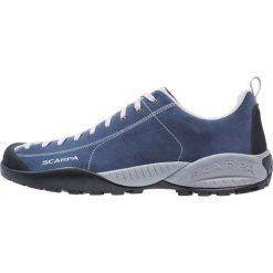 Scarpa MOJITO Obuwie hikingowe dress blue. Niebieskie buty skate męskie Scarpa, z gumy, outdoorowe. Za 549,00 zł.