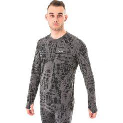 Koszulki sportowe męskie: Marmot Koszulka męska Kestrel Crew Slate Grey Structure r. M (11121)