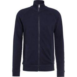 BOSS CASUAL ZETT Bluza rozpinana dark blue. Niebieskie kardigany męskie BOSS Casual, m, z bawełny, casualowe. W wyprzedaży za 463,20 zł.