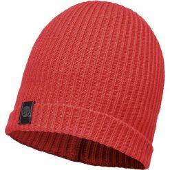Czapki męskie: Buff Czapka Knitted Basic Coral kolor czerwony, dla dorosłych (BH1867.506.10)