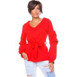 """T-shirty damskie: Koszulka """"Dana"""" w kolorze czerwonym"""